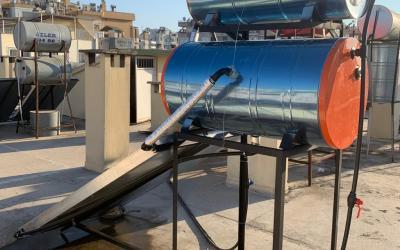 Antalya Günısı Güneş Enerji Sistemleri (18)