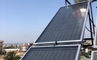 Antalya Günısı Güneş Enerji Sistemleri (3)