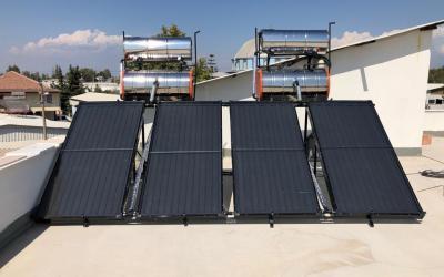 Antalya Günısı Güneş Enerji Sistemleri (5)