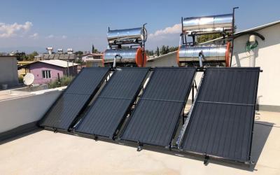 Antalya Günısı Güneş Enerji Sistemleri (8)